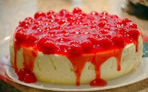 Resep-Membuat-Strawberry-Cheese-Cake